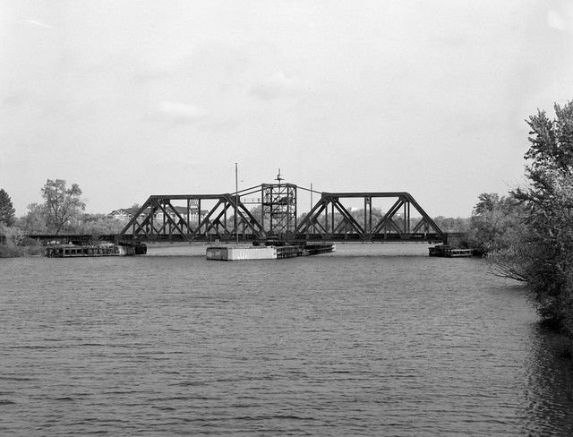 Welland Canal - Bridge 15