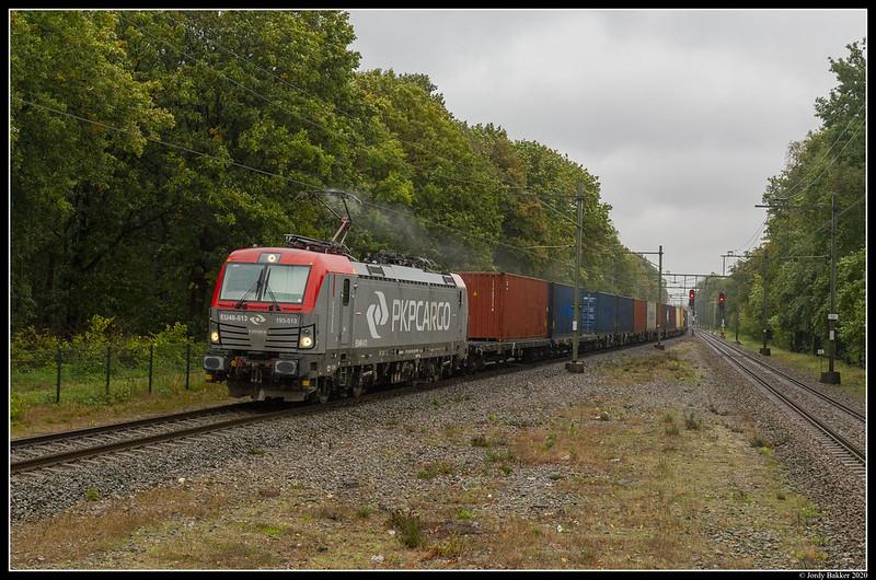 PKP Cargo 193 513, Den Dolder