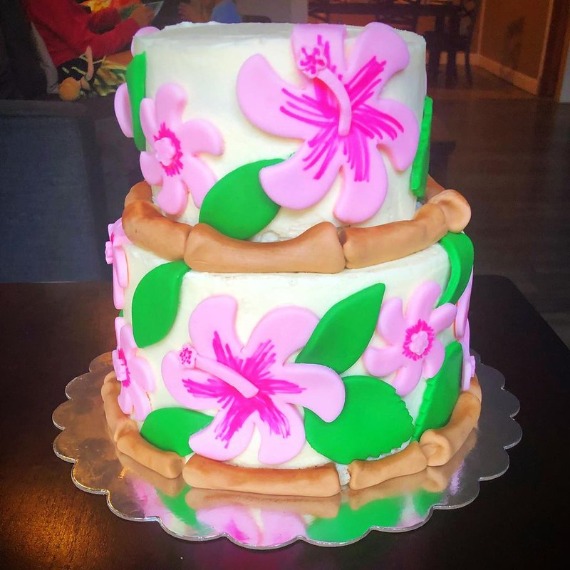 Cake by Sydney's Sweet Kitchen