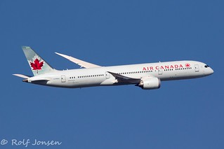 C-FRSA Boeing 787-9 Air Canada Heathrow Airport EGLL 25.02-19