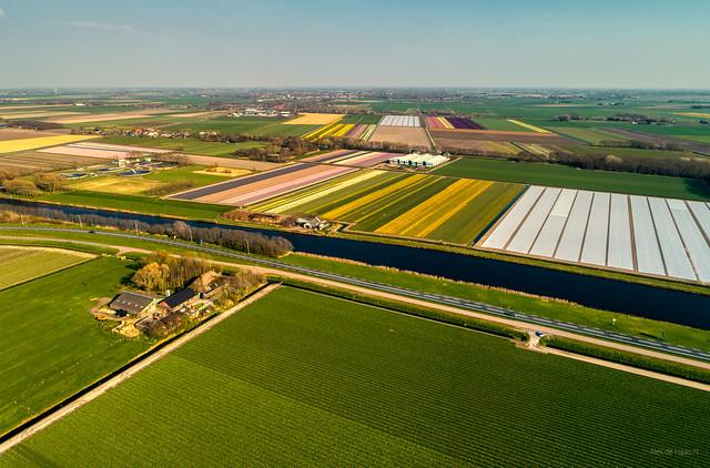Noordhollandsch Kanaal near De Stolpen.