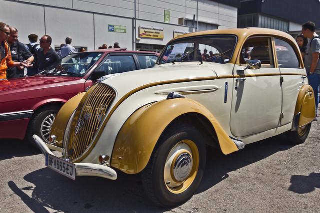Peugeot 202 BH Limousine 1947 (1476)