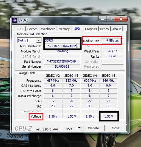 Как поменять DDR в ноутбуке