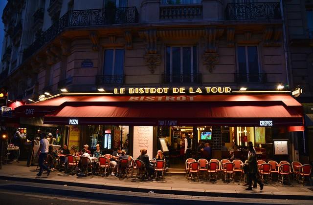 Paris - Le Bistrot de la Tour