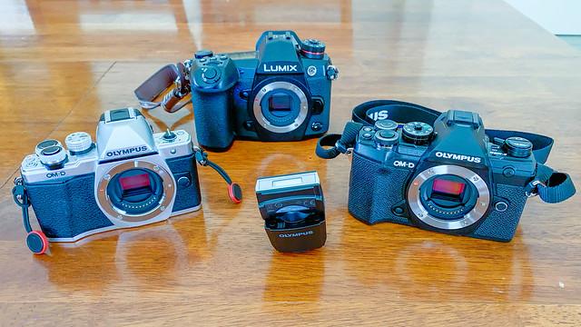Micro Four Thirds cameras
