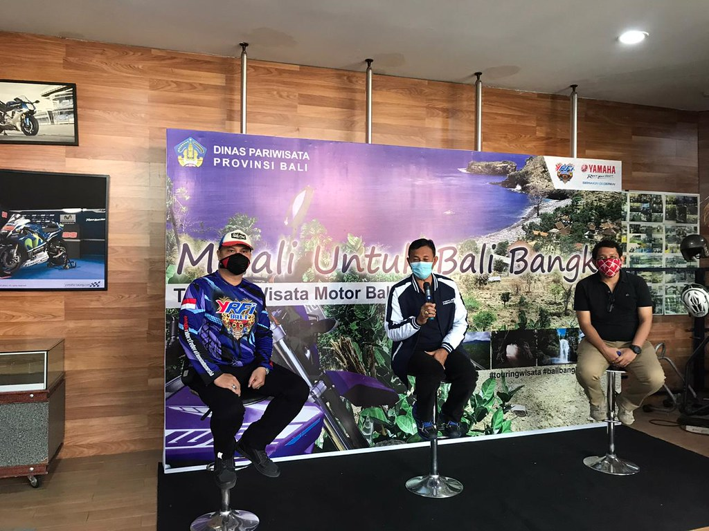 Yamaha Bali Touring Melali