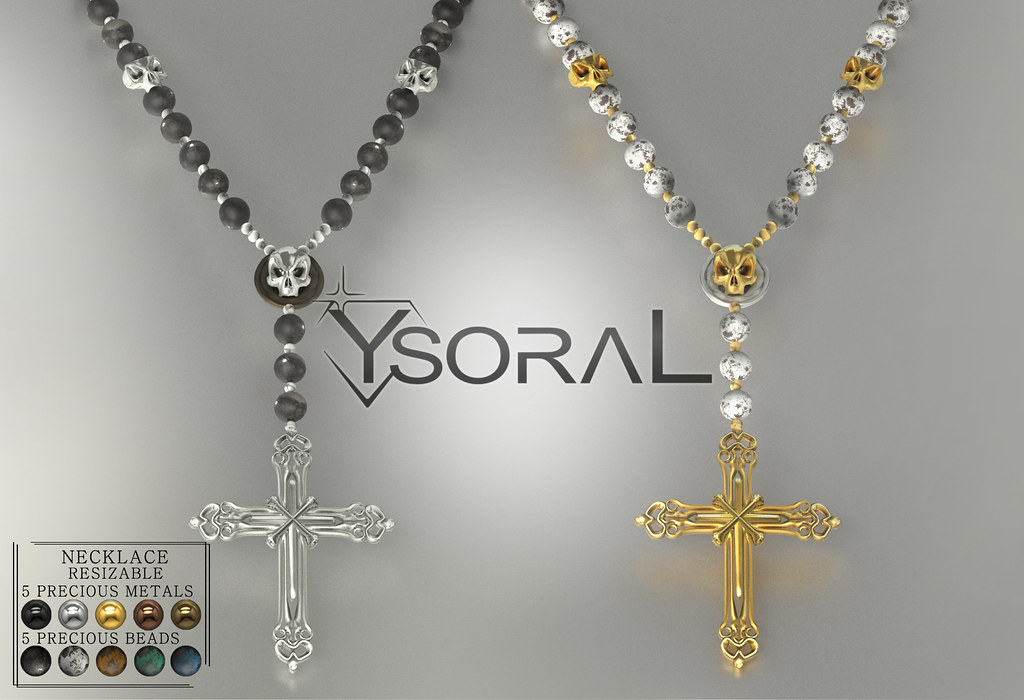 ~~ Ysoral ~~ .:Luxe Necklace Alexis :.