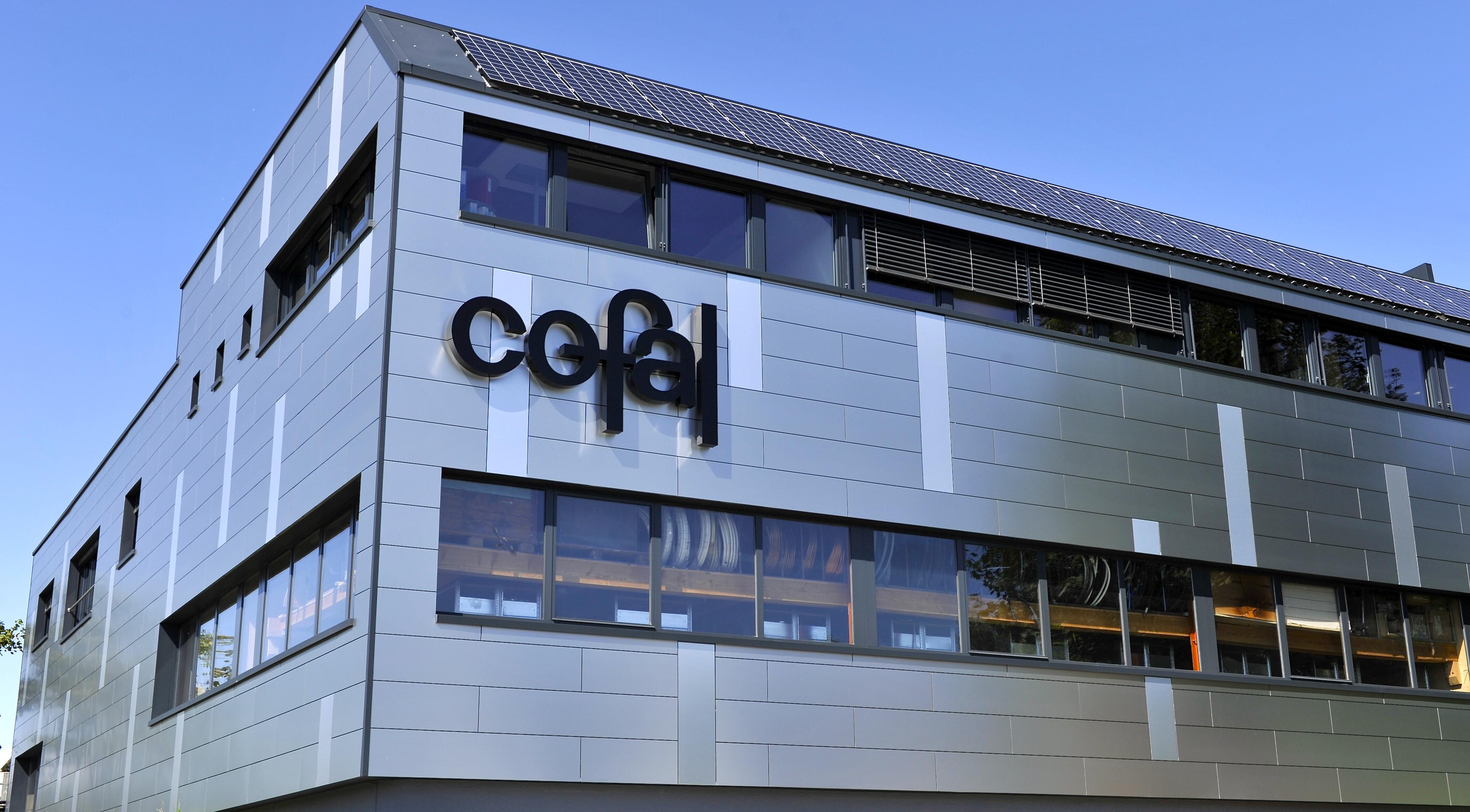 2015 Le Mont sur Lausanne Halle et Bureaux Cofal