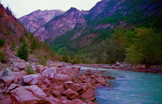 Bridge River