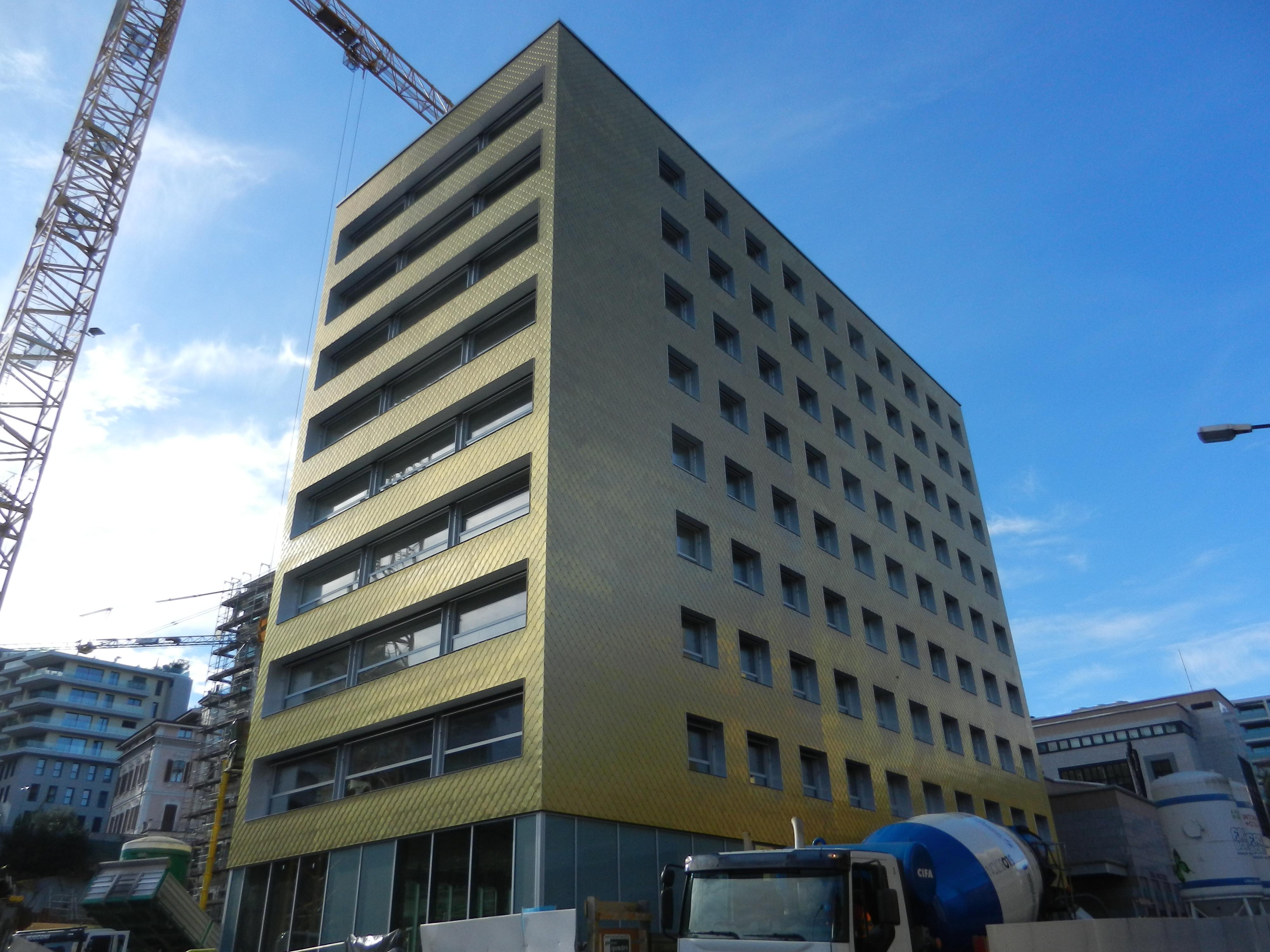 2015 Lugano-Paradiso La Residenza