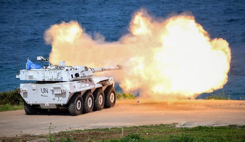 Centauro-unifil-firing-exercise-2019-twu-1