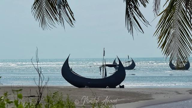 Fishing Boat (সাম্পান)⛵ ⛵