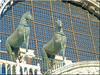 Venedig 2020 - Pferde von San Marco auf dem Markusplatz in Venedig