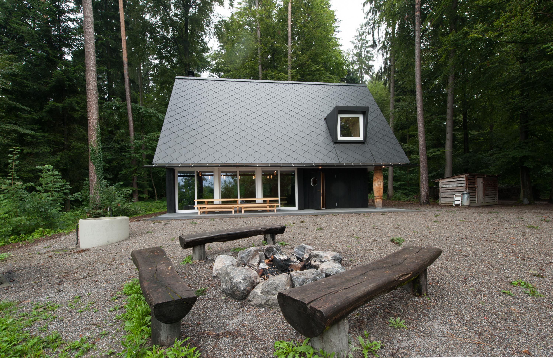 2015 Rüschlikon Forsthütte Chopfholz