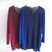 La Boutique Extraordinaire - Weaves & Blends - Tuniques cachemire & soie - 215 €