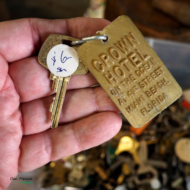 Old Crown Hotel Key