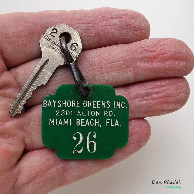 Lost Key to a Closed Motel