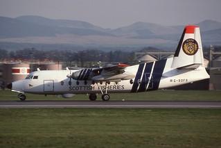 G-SOFS Edinburgh 1-5-1991