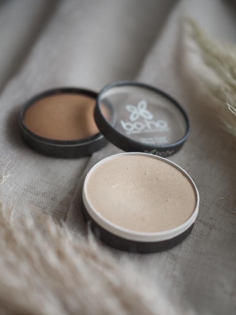 Boho Green Makeup-up kokemuksia