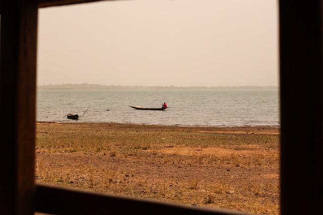 Framed River, Mali