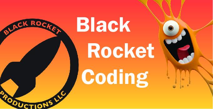 Black Rocket Coding for Kids