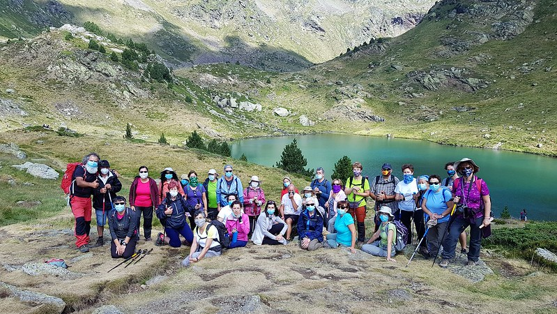 Senderisme als Pirineus d'Andorra