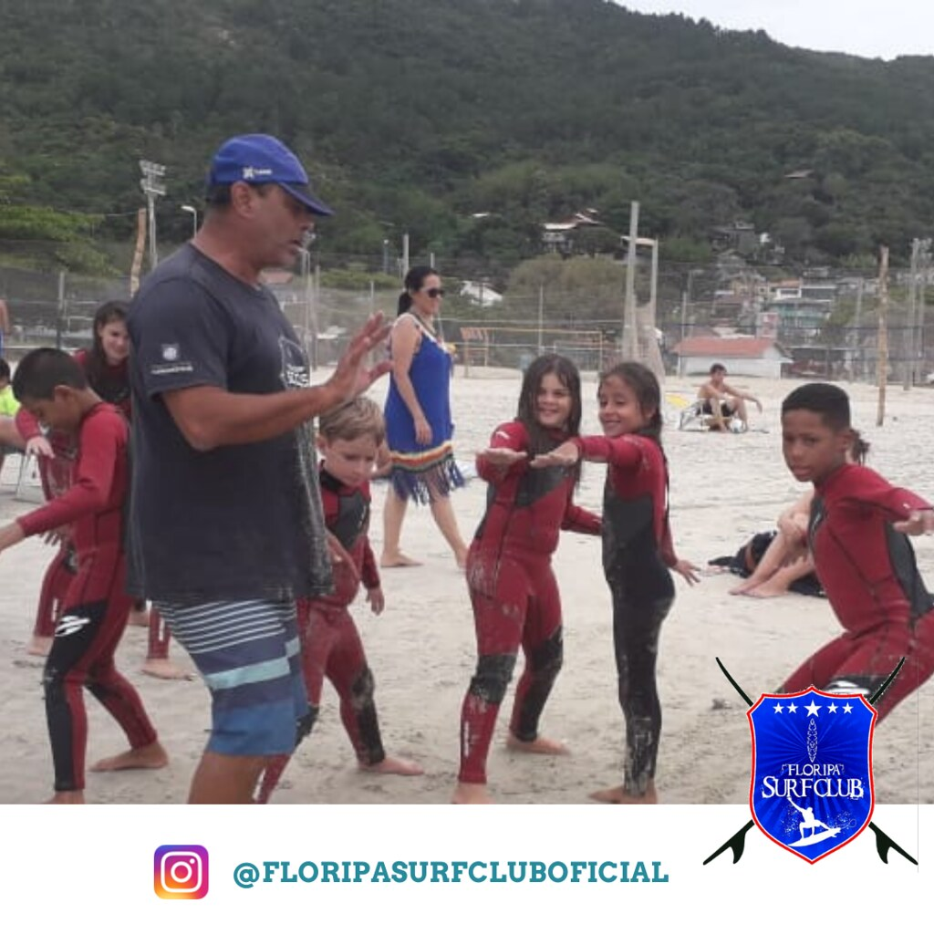 Floripa Surf Club Surf School