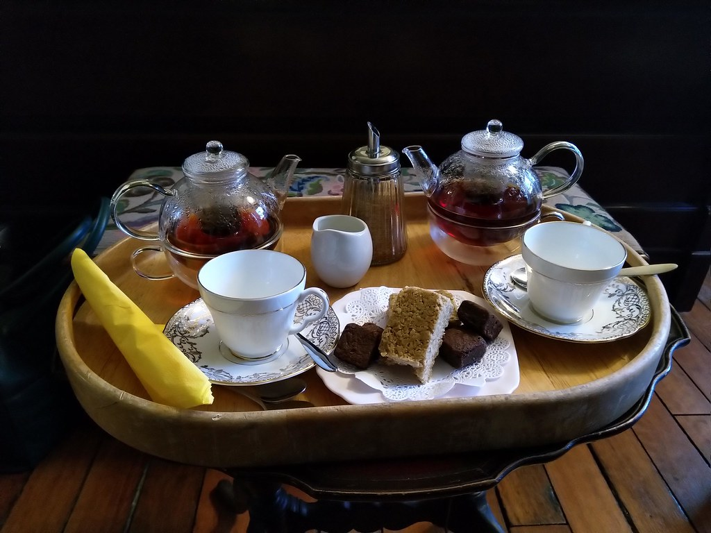 Afternoon tea at The Harrison Hotel, Belfast