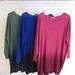 La Boutique Extraordinaire - Weaves & Blends - Tuniques cachemire & soie - 195 €