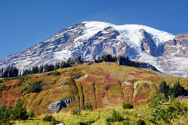 October at Mount Rainier