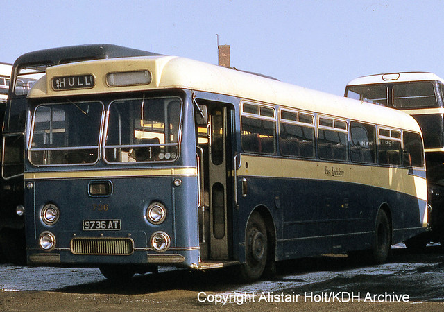 FMCCS229 1970 East Yorkshire 9736AT