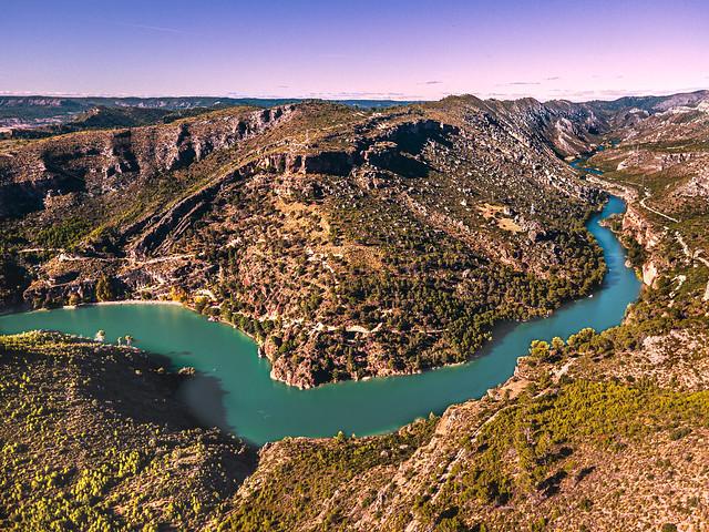 Guadiela River Canyon