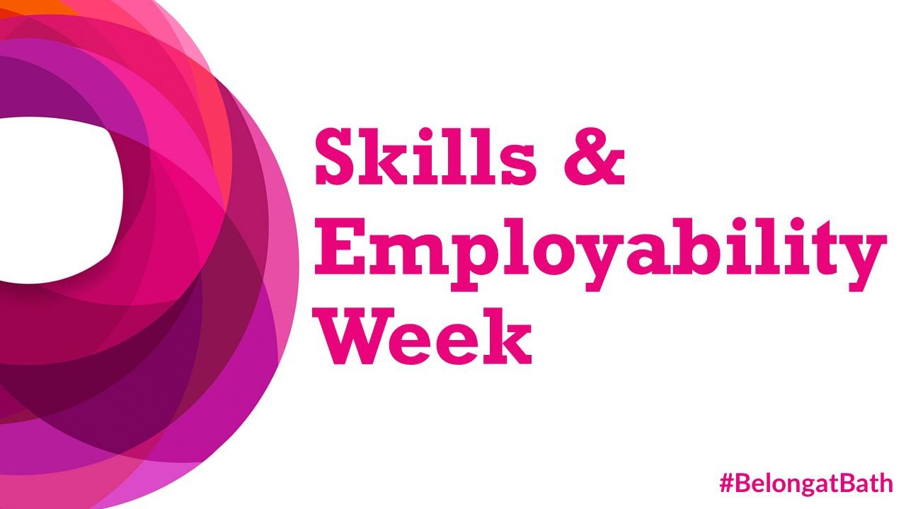 Skills & Employability Week logo