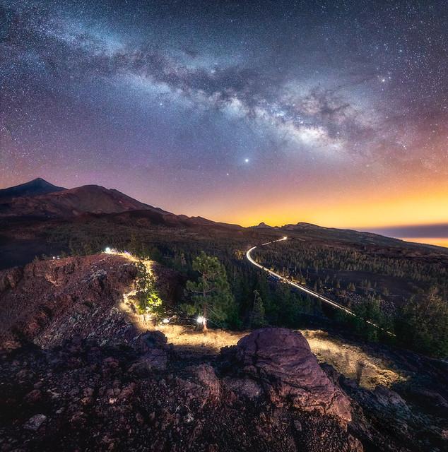 Teide auf Terneriffa