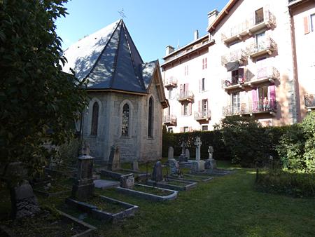 petit cimetière chamonix