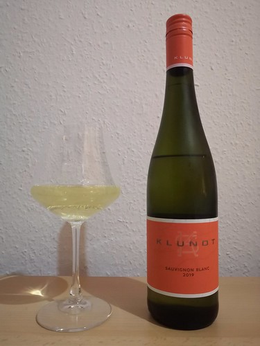 2019er Sauvignon Blanc trocken, Weingut Klundt