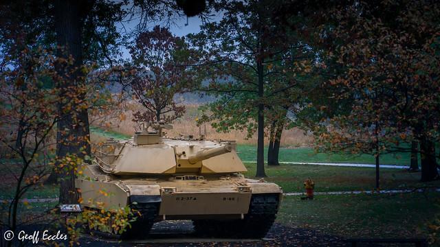 1980 M1 Abrams Tank