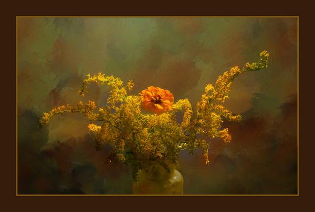 Fall Goldenrod