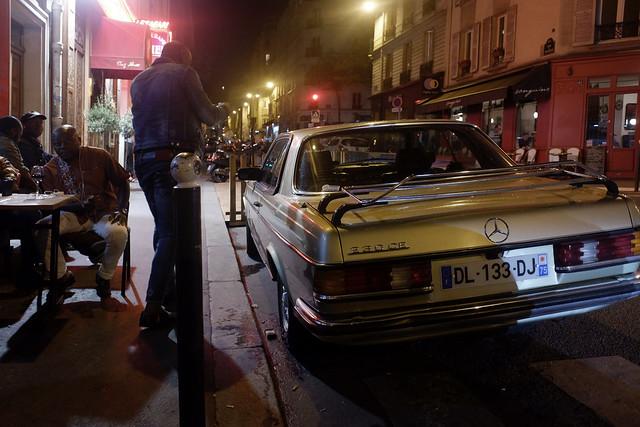 Paris, août 2020.