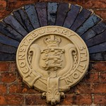 Lancashire Constabulary badge