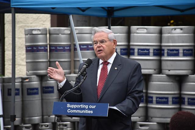Menendez Announces $100M in CARES Act Funding