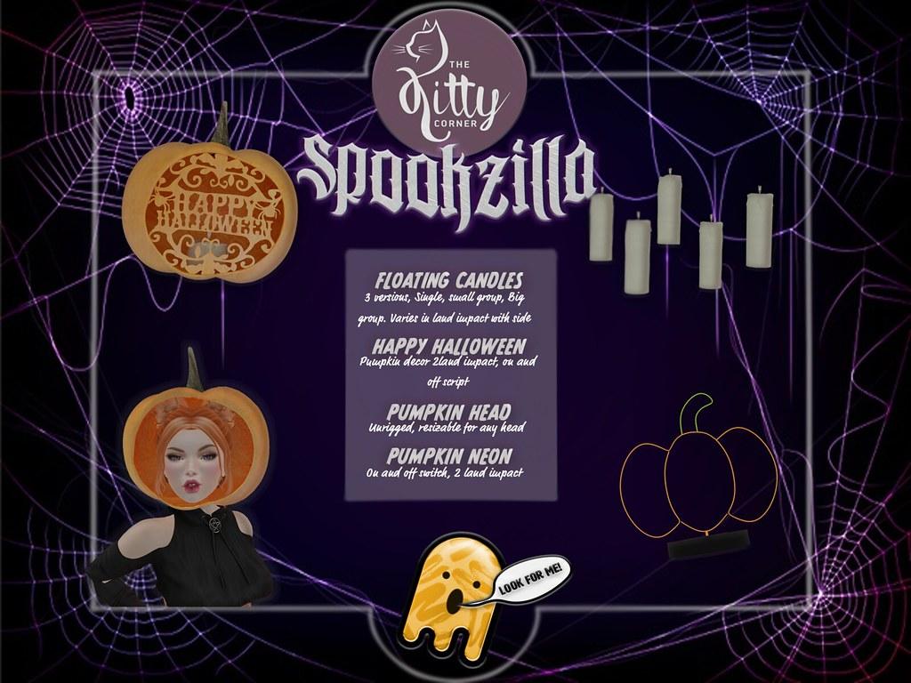 TKC Spookzilla 2020