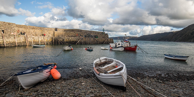 Clovelly Harbour 5-