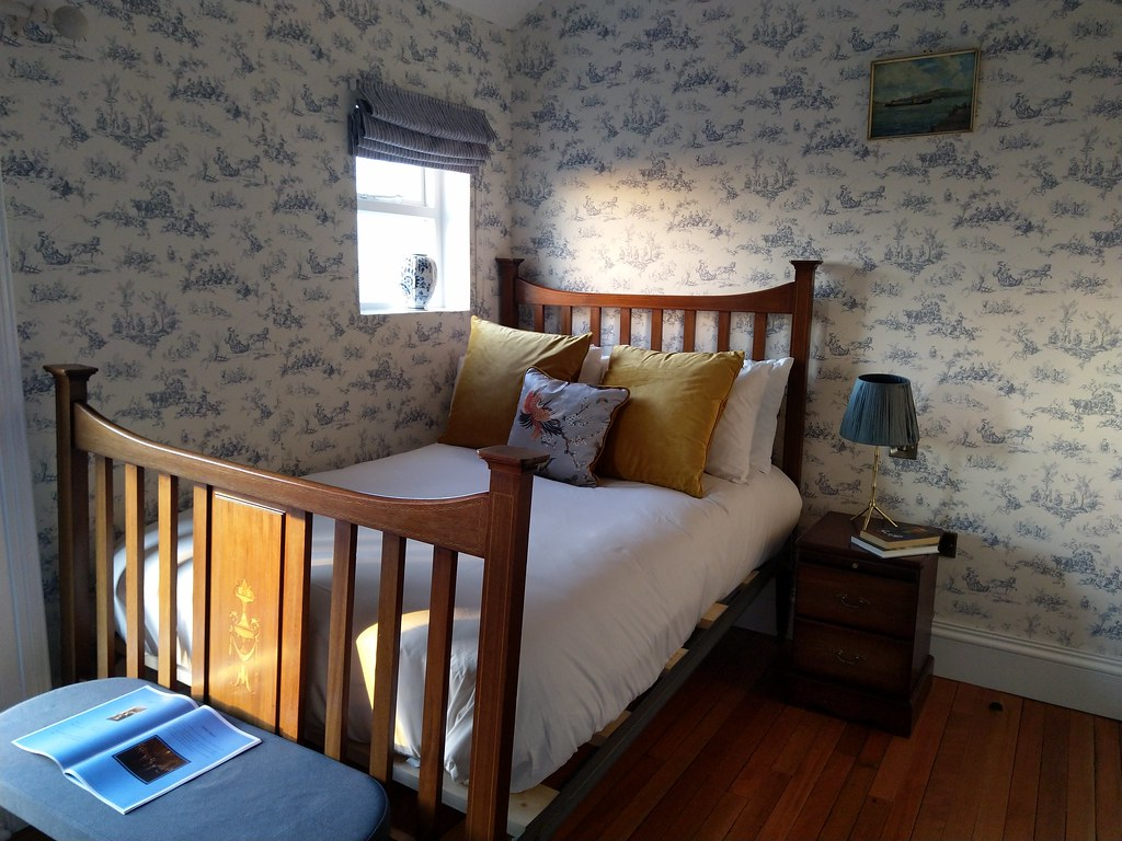 The Swift Room, The Harrison Hotel, Belfast