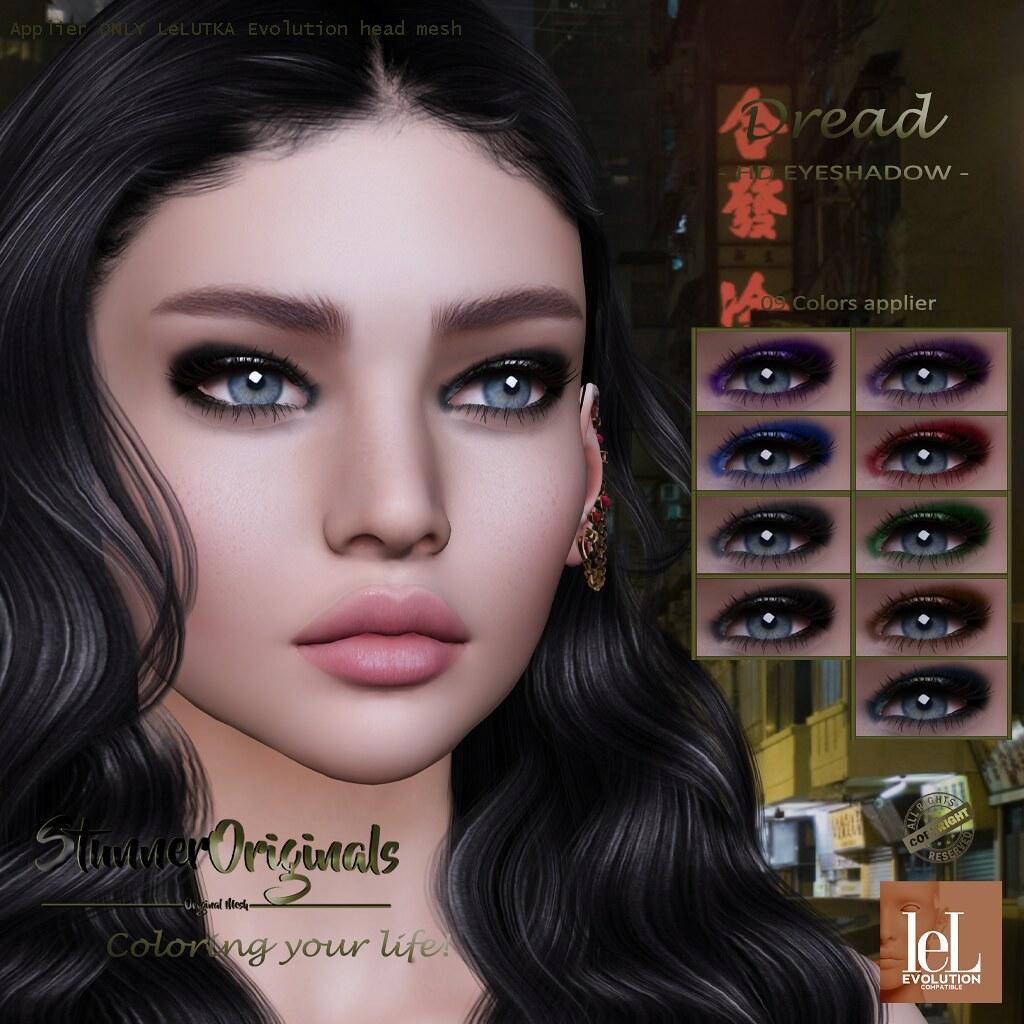 .:: SO ::. HD Eyeshadow LEL – Dread
