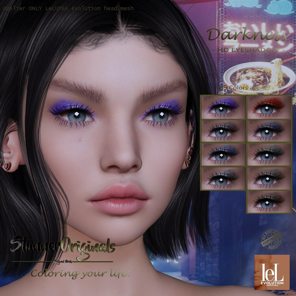 .:: SO ::. HD Eyeshadow LEL – Darkness