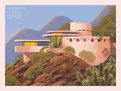 Kim Smith, Norman Lykes House
