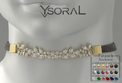 ~~ Ysoral ~~ .:Luxe Necklace Estelle:.