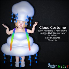 Presenting the new Cloud Costume from Jester Inc.