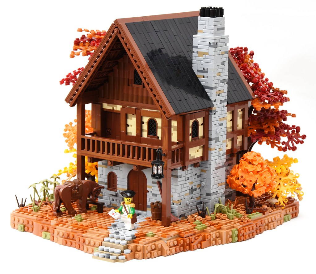 Post Master's House and Office, Otoño (The Autumn Isle)